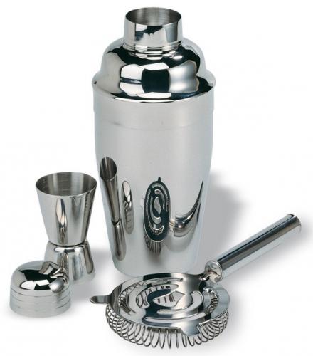 Cocktail shaker set 27, 8 x 19, 3 x 9, 8 cm